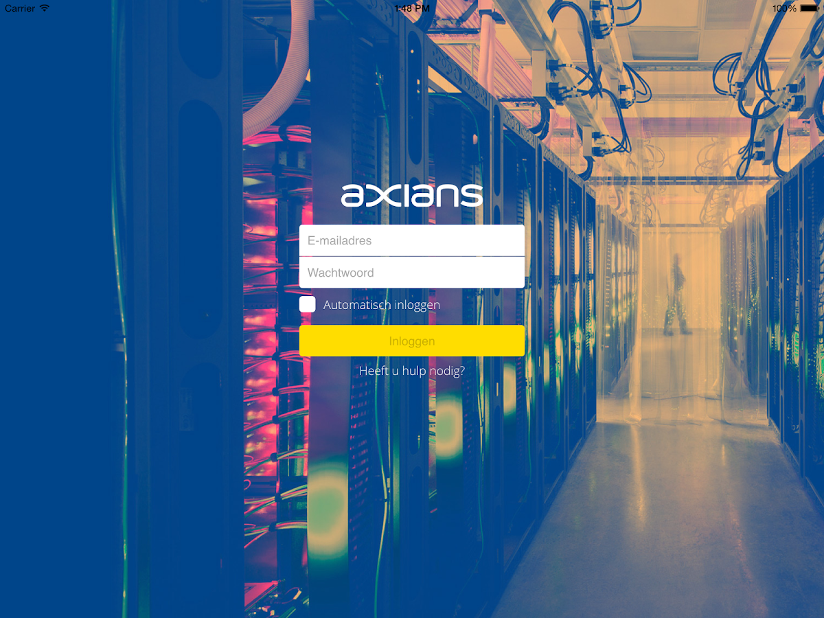 Axians- screenshot