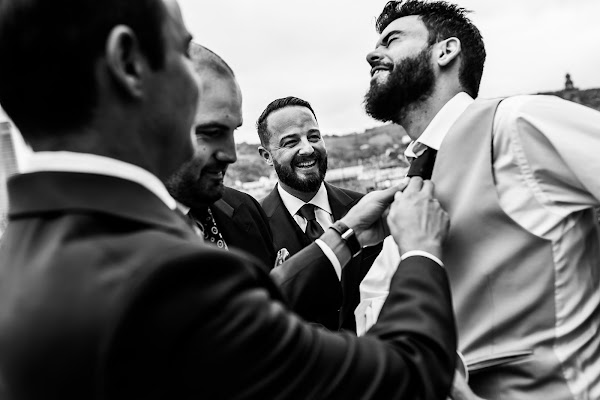 Fotógrafo de bodas Xabi Arrillaga (xabiarrillaga). Foto del 07.11.2016
