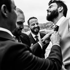 Wedding photographer Xabi Arrillaga (xabiarrillaga). Photo of 07.11.2016