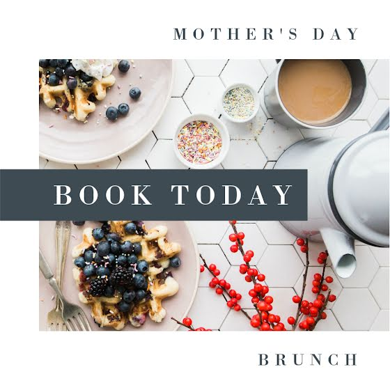 Book Brunch Today - Mother's Day Template