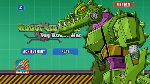 Robot Crocodile Toy Robot War  {cheat|hack|gameplay|apk mod|resources generator} 2