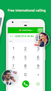 Free Call : Call Free & Free Text 1.7.9 Mod Android Updated 3