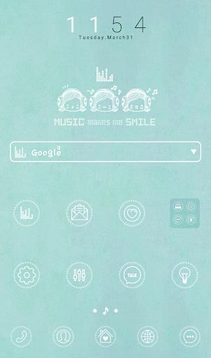 Music makes me smile 도돌런처 테마