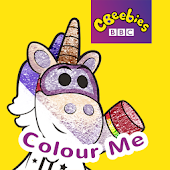 CBeebies Colour Me
