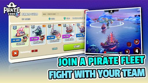 Pirate Code - PVP Battles at Sea 0.7.5 screenshots 5
