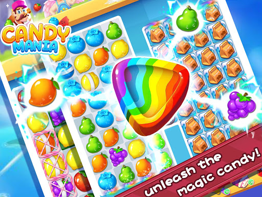 Sweet Candy Fever - New Fruit Crush Game Free 1.3.0 screenshots 9