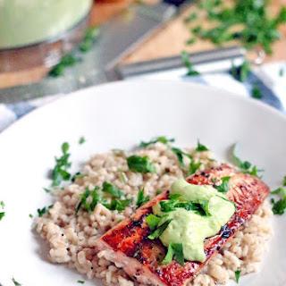 Salmon Aioli Sauce Recipes
