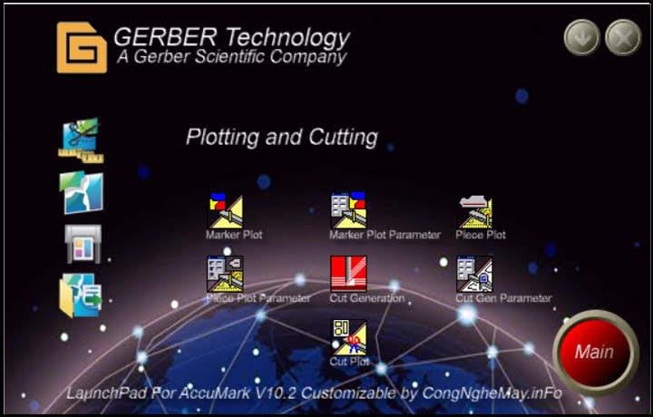 Gerber LaunchPad Giành Cho Accumark V10 5
