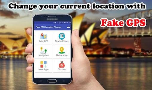 Fake GPS & Location Changer 1.0.1