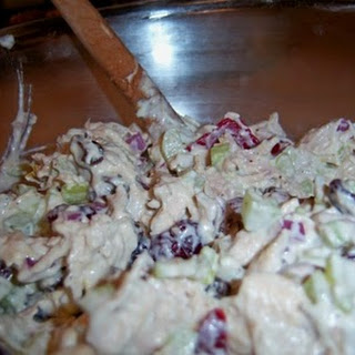 Healing Cuisine Chicken Salad