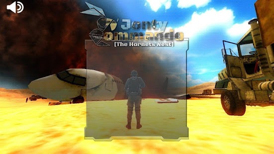 Jonty Commando: Hornets Nes - náhled
