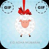 Tải Happy Eid Mubarak GIF 2018 miễn phí