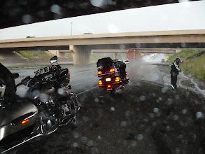 Photo: Holy crap!  Bad weather.