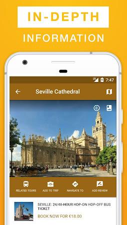 Seville Travel Guide 5.3.2 screenshot 2092120