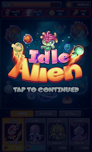 Game Idle Alien APK for Windows Phone