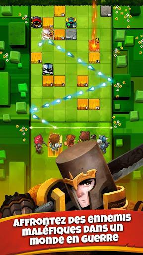 Télécharger Battle Bouncers - RPG Fantastique Casse Brique mod apk screenshots 1