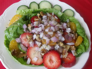 Kool Poppy Seed Summer Salad Recipe