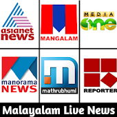 Malayalam News Live, Asianet News Live TV
