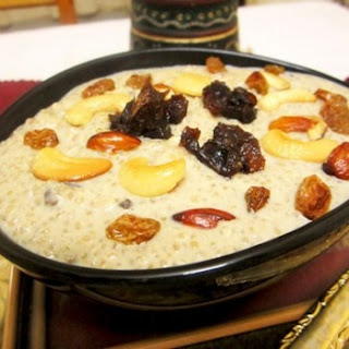 Delicious and Healthy Quinoa and Kaju Kheer