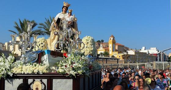 ¿Cuál será la primera procesión?