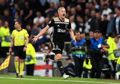 Ajax won met het kleinste verschil in en tegen Tottenham