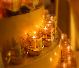 Photo: Year 2 Day 108 - Evocative Candles