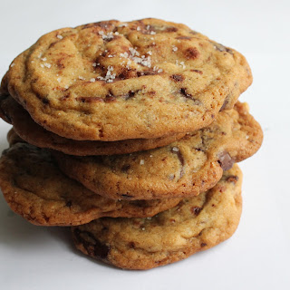 Salted Butter Chocolate Chip Cookies (from David Lebovitz)