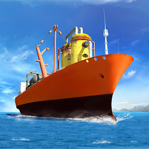Oil Tanker Ship Simulator 2018
