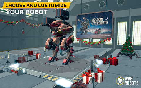 War Robots 3.5.0 Mod (High Jump)