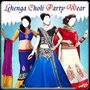 Lehenga Choli Party Wear Suit