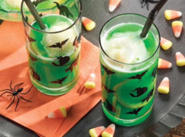 Ghoulish Punch Recipe