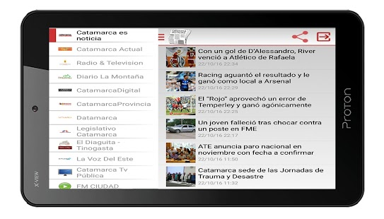 Noticias de Catamarca- screenshot thumbnail