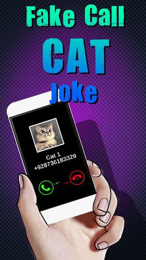 虚拟来电猫笑话
