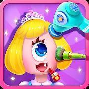 Little Monster's Makeup Game