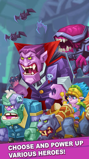 Monster Castle - Battle is On! screenshot 2