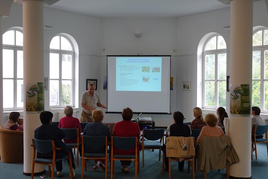 Öko-kör - dr. Németh Miklós előadása