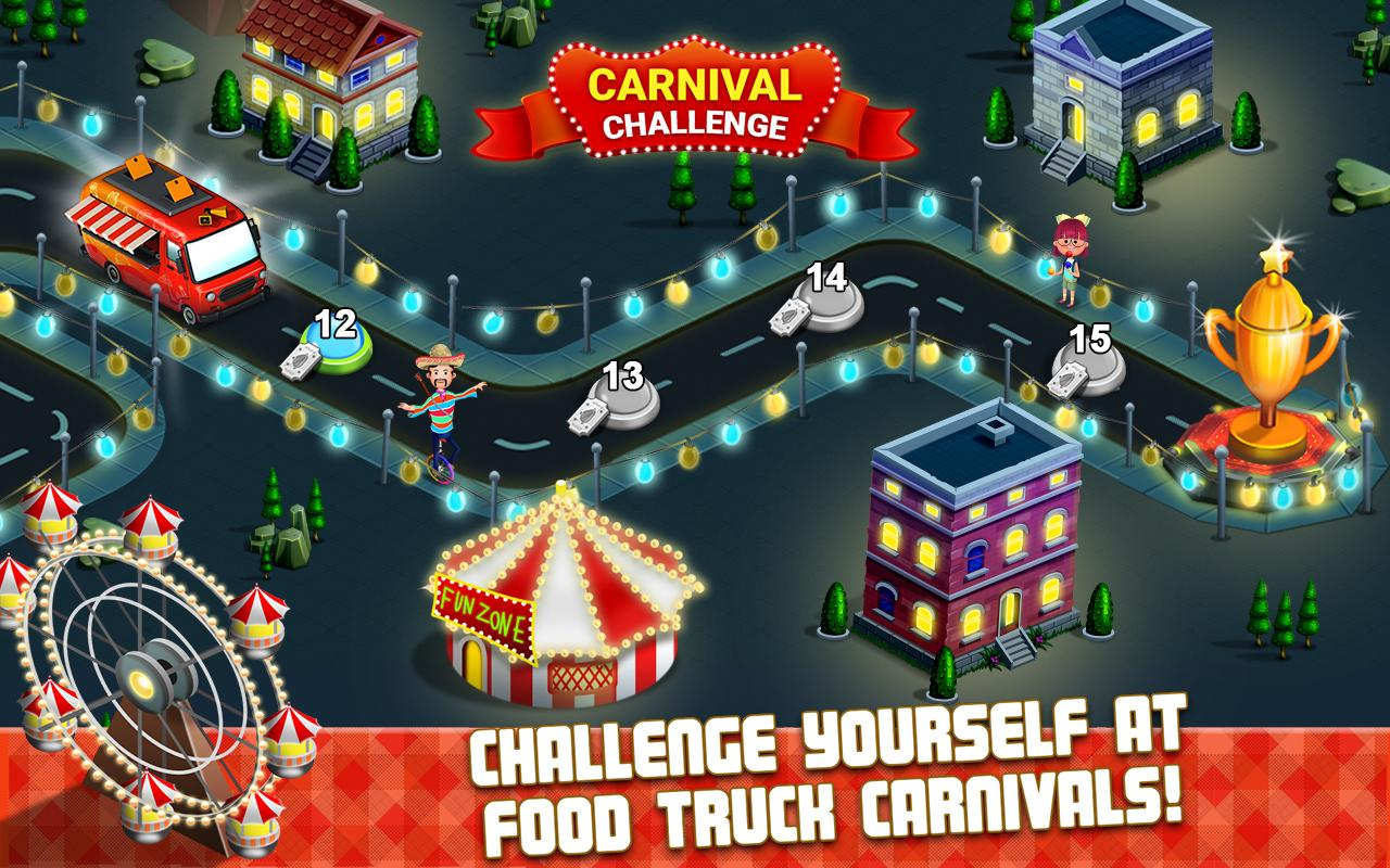 Food Truck Chef™: Cooking Game- screenshot