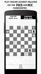 Noir Chess Free Tactic Trainer- screenshot thumbnail