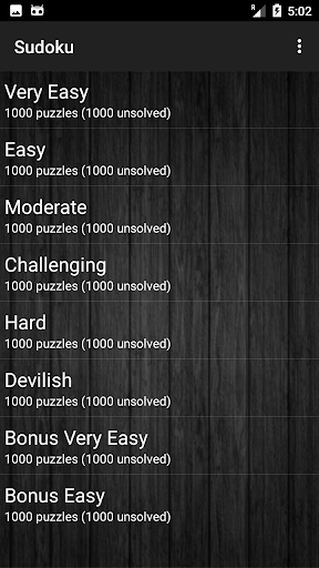 Sudoku free App for Android 1.9 screenshots 6