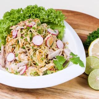 Cold Noodle Salad.