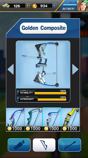Elite Archer-Fun free target shooting archery game 1.1.1 screenshots 4
