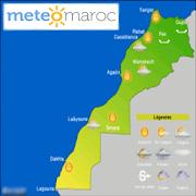 Météo au Maroc