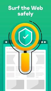 Kaspersky Mobile Antivirus AppLock Web Security [Mod] 5