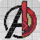 Pixel Art: Coloring Superhero by Number (game)