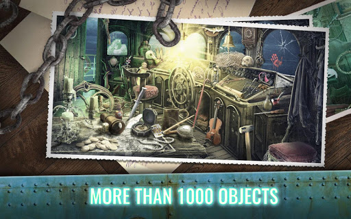 Ghost Ship: Hidden Object Adventure Games for PC