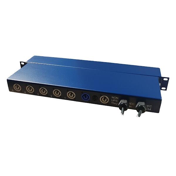 Bespoke UPS feeding LED Rack Light (rear)