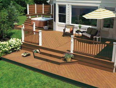 Modern Home Terrace Design - náhled