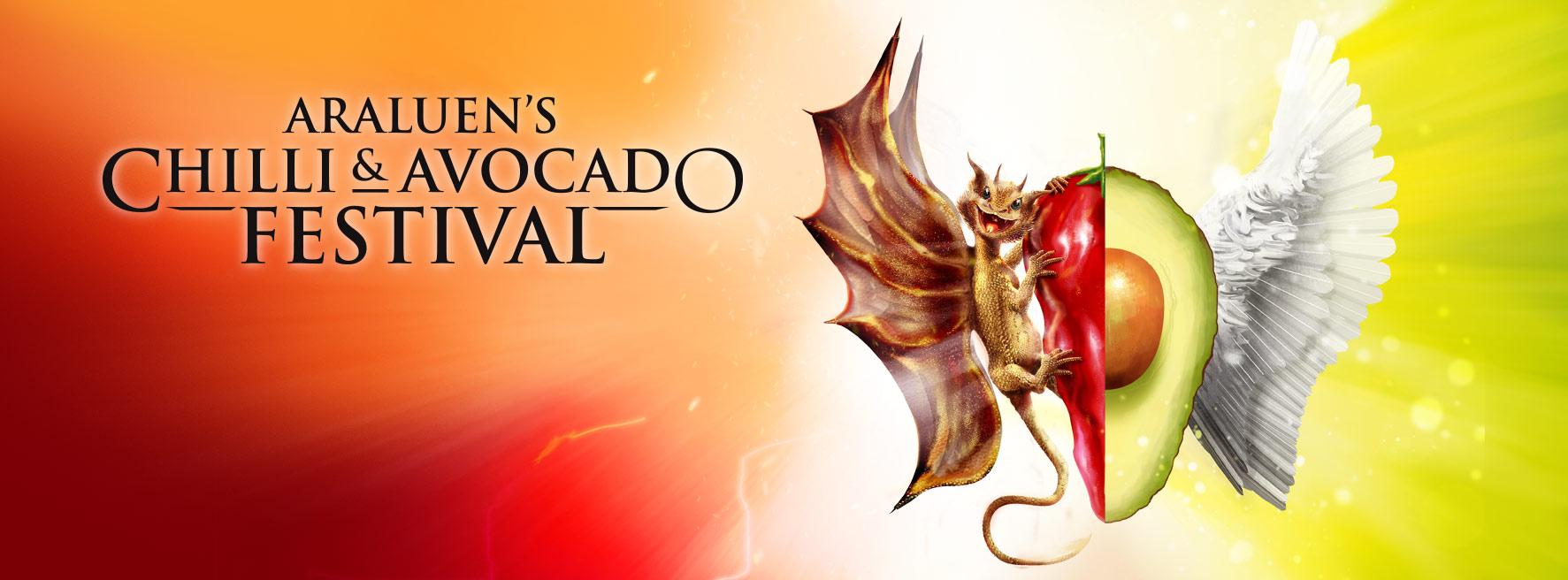 Aaluen's Chilli & Avocado Festival