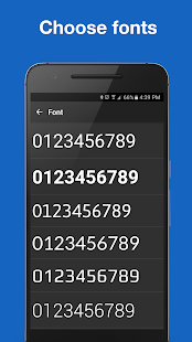 Stopwatch and Timer- screenshot thumbnail
