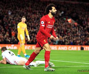 Toujours pas de bonne nouvelle pour Mo Salah